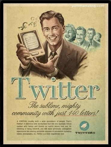 Twitter Vintage.