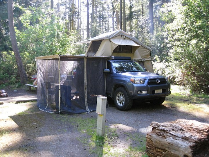 Cascadia Vehicle Roof Top Tents. We need one of these for our Land Cruiser! | Letu0027s go c&ing! | Pinterest | Toyota C&ing and Roof top tent & Cascadia Vehicle Roof Top Tents. We need one of these for our Land ...