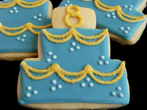 Bake at 350: Anniversary Cookies