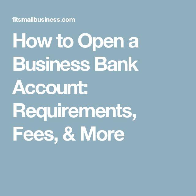 25 B 228 Sta Business Bank Account Id 233 Erna P 229 Pinterest