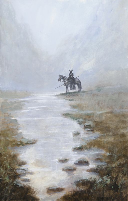 THE KNIGHT OF THE FORD - Didier Graffet