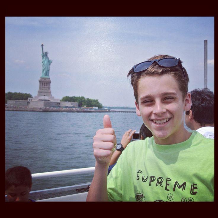 Jack in New York