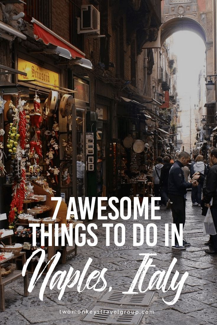7 Awesome Things to do in Naples, Italy  ✈✈✈ Don't miss your chance to win a Free Roundtrip Ticket to Naples, Italy from anywhere in the world **GIVEAWAY** ✈✈✈ https://thedecisionmoment.com/free-roundtrip-tickets-to-europe-italy-naples/