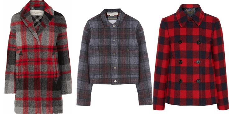 Trend Report: Best Plaid Mood