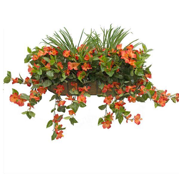 17 id es propos de plante artificielle exterieur sur - Hibiscus exterieur en pot ...