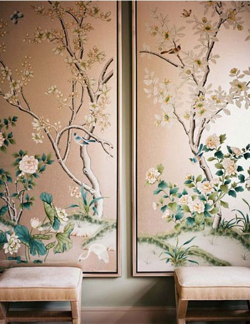 Ballet Rose Wall Room Color