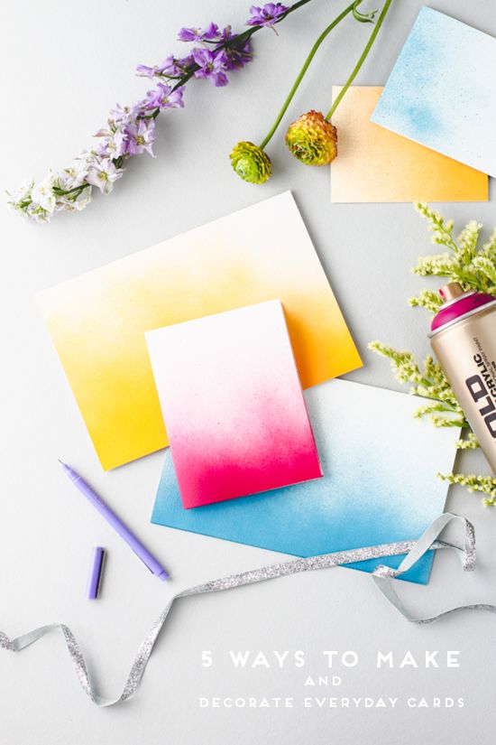 DIY Ideas for Embellishing Paper Goods