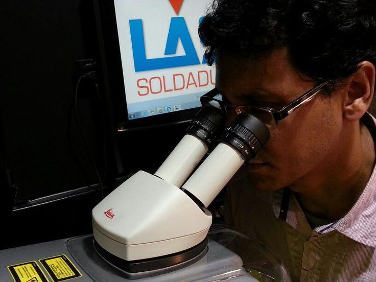 Soldadura precisión Láser Chile