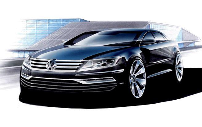 Novi VW Phaeton će u SAD-u koštati ...