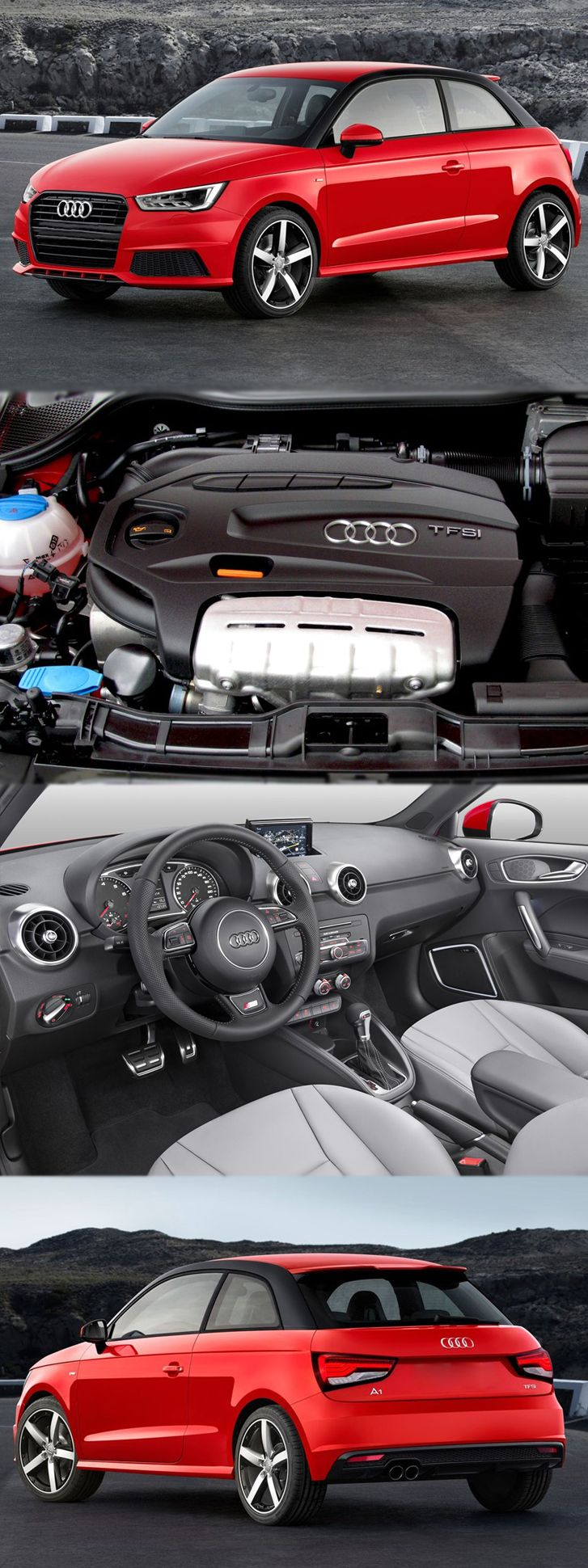 Why We Love #Audi #A1 #Engines? For more information visit link: http://www.enginecompare.co.uk/blog/category/audi/