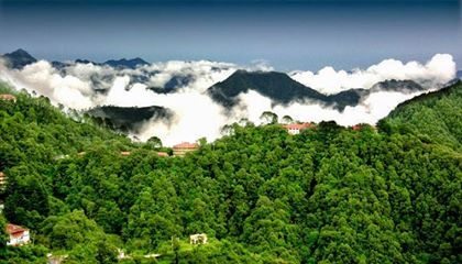 #places to visit: Clinging to a steep-sided valley, Almora is the regional capital of Kumaon, first established as a summer capital by the Chand rajas of Kumaon in 1560
