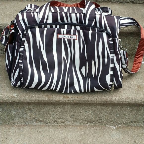 Jujube Be prepared in safari stripes Really looking to trade for a jujube bff or a BP In Mr.Grey :) Bags