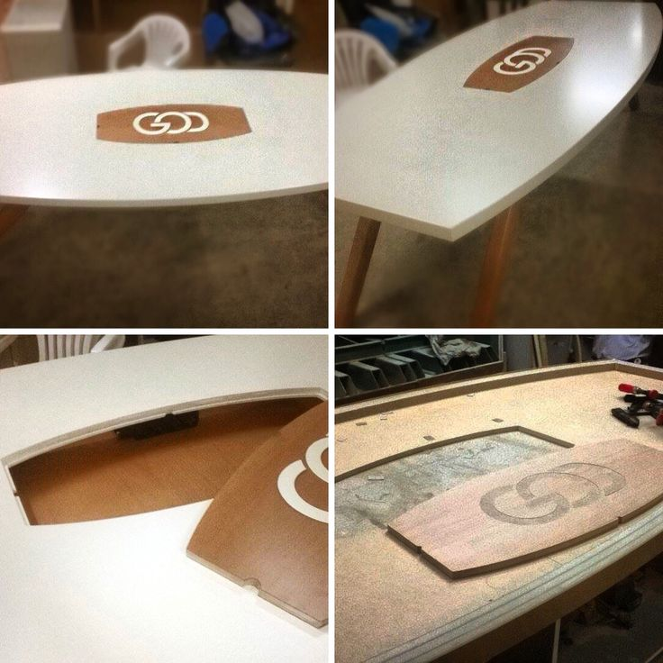 Globe One Digital new table...