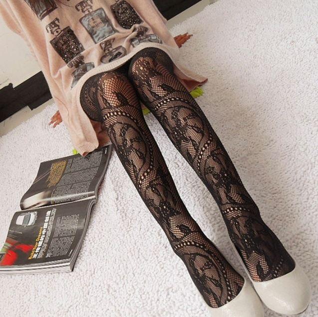Hot Fashion Women Sexy Black Fishnet Pattern Jacquard Calcetines Leg Warmers Stockings Pantyhose Tights 1pcs dww05 #Pantyhose legs http://www.ku-ki-shop.com/shop/pantyhose-legs/hot-fashion-women-sexy-black-fishnet-pattern-jacquard-calcetines-leg-warmers-stockings-pantyhose-tights-1pcs-dww05/