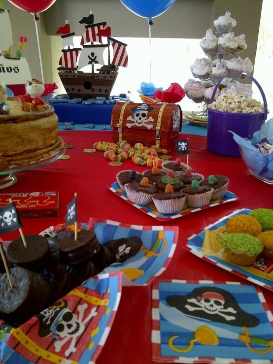 fiestas temticas la vida pirata es la vida mejor