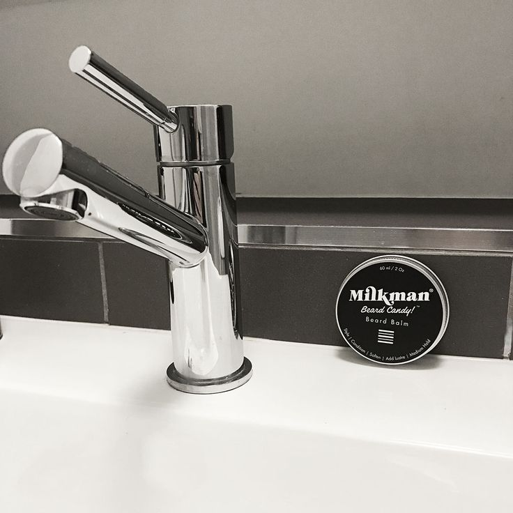 BATHROOM GAME No bathroom is complete without a Milkman Grooming Co product to help keep you #freshbetweentheears  We take pride in the crafting of our products so no matter whether you grow a beard, have a moustache, or shave, there's something in our arsenal to help achieve the style you want. Find our products in all the coolest barber shops, gift ships & www.milkmanaustralia.com #milkman #milkmangroomingco #beardgame #instabeard #beardspo #bathroom #style