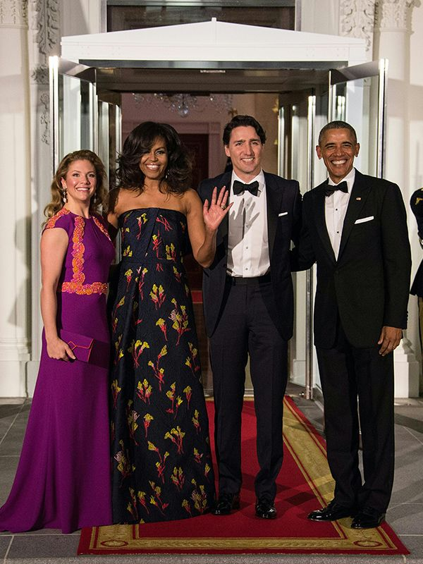 Michelle Obama Wears Custom Jason Wu at State Dinner Honoring Canada's Justin Trudeau http://stylenews.peoplestylewatch.com/2016/03/10/michelle-obama-wears-custom-jason-wu-at-state-dinner-honoring-canadas-justin-trudeau/