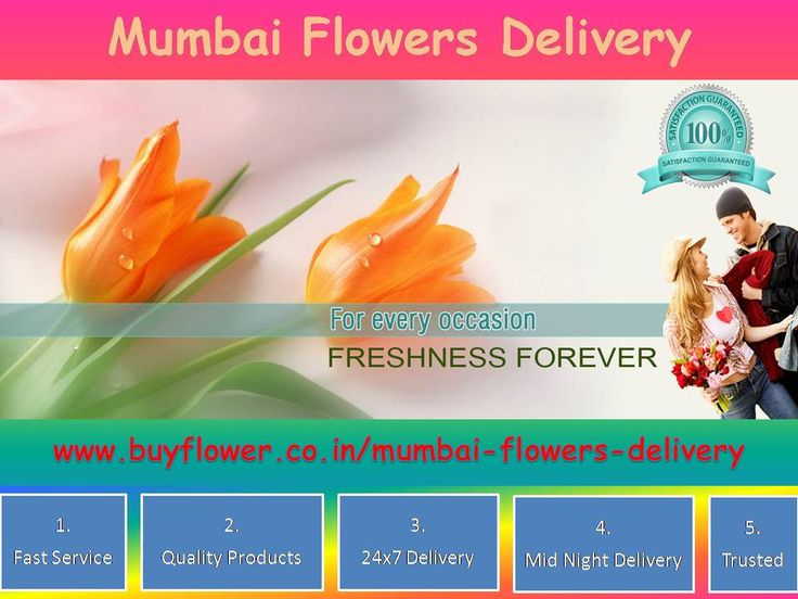 Mumbai online florist is the world best online florist in india. I think Mumbai online florist gives you better function in any occasions. You can send flowers to Mumbai to your lover and relatives. http://www.buyflower.co.in/mumbai-flowers-delivery