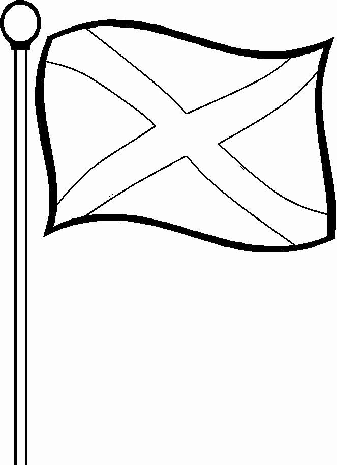 Scotland Flag Coloring Page Best Of 1000 Images About Scotland