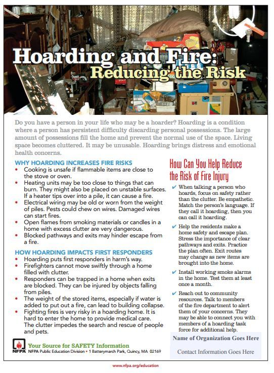 10 Tips for Handling a Hoarder's Home