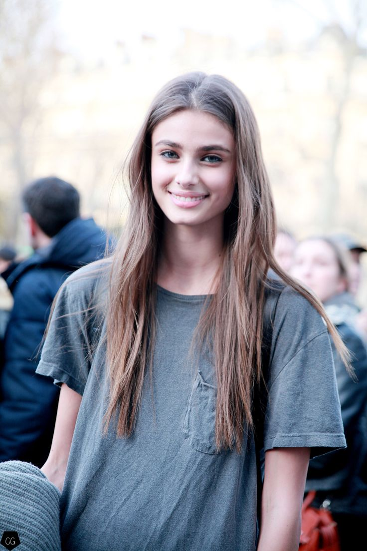 Taylor Marie Hill by Claire Guillon