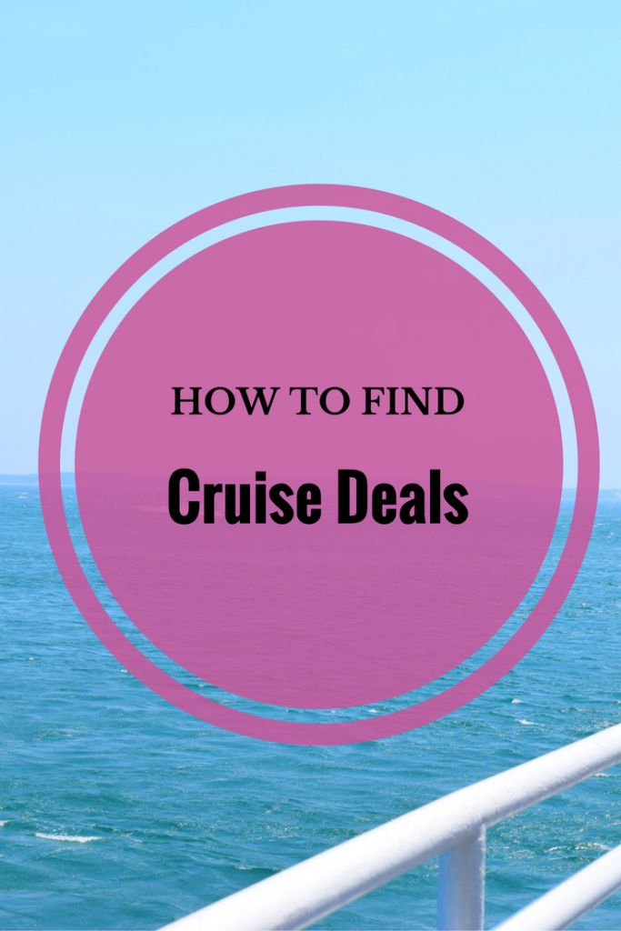 Tips on how to find and book the cheapest cruise deals to travel cheaply around the world.  via @thethoughtcard