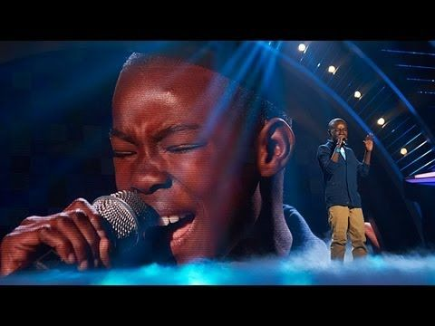 ▶It's great to see his confidence went up! Malakai Paul No One - Britain's Got Talent 2012 Live Semi Final - UK version - YouTube