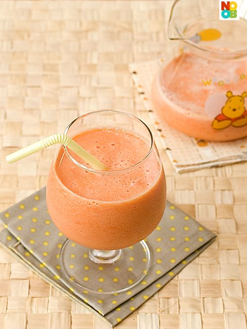 Simple home-recipe for This milkshake which is popular in Asian countries such as Singapore, Hong Kong and Taiwan.