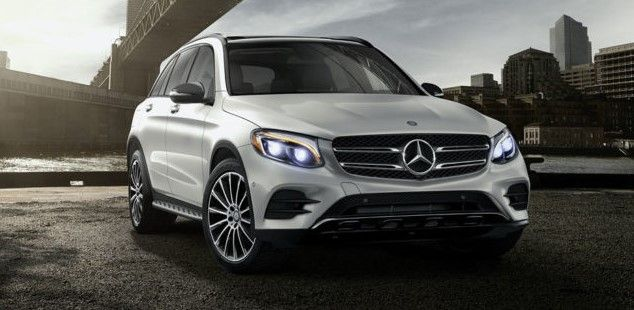 2018 Mercedes-Benz GLC Design, Release Date And Price
