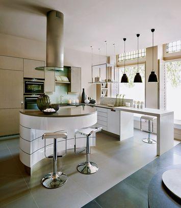 Кухня, МДФ, дизайнер Келли Хоппен, Smallbone.