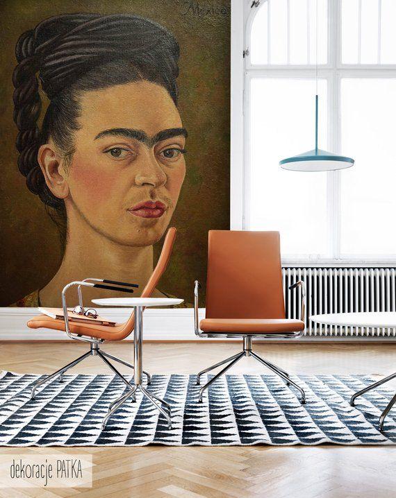 Frida Kahlo Dekoracje ścienne Fototapety Wallpapers