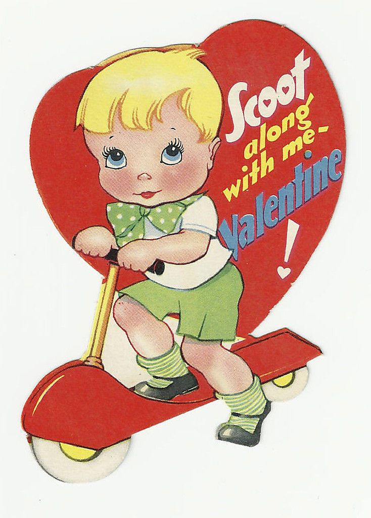260 best images about Retro Valentines – Japanese Valentine Cards