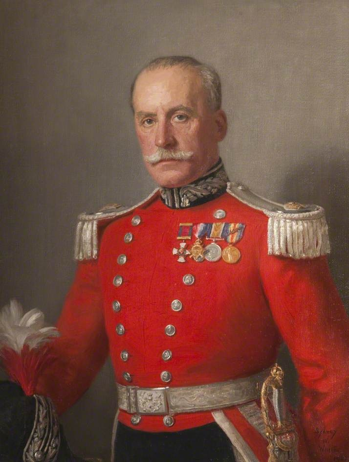 Eric Harrison (British Army officer)