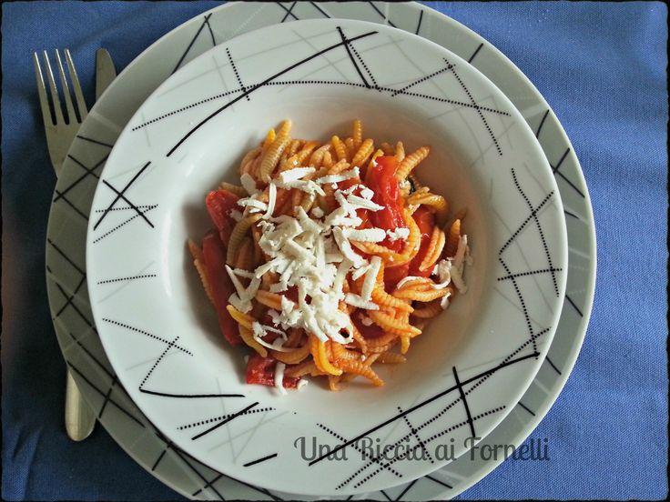 Gnocchetti sardi alla ricotta salata, ricetta della Sardegna