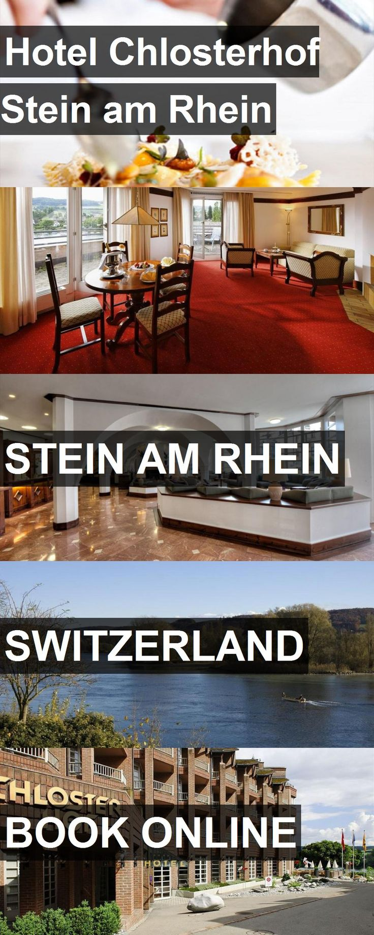 Hotel Chlosterhof Stein am Rhein in Stein am Rhein, Switzerland. For more information, photos, reviews and best prices please follow the link. #Switzerland #SteinamRhein #travel #vacation #hotel