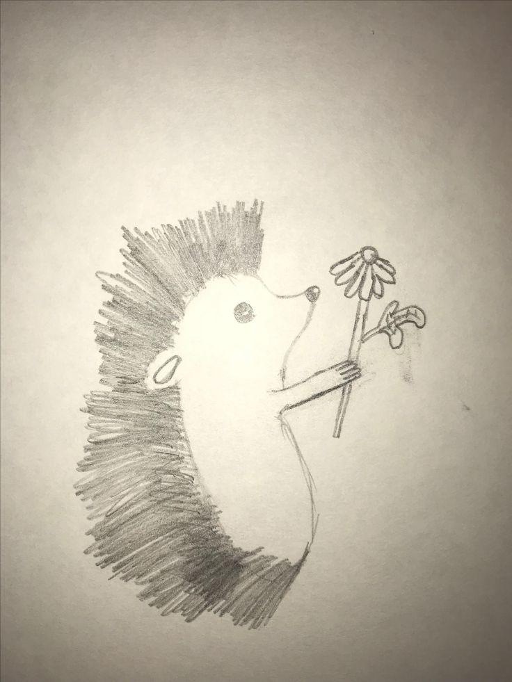 """""""Porky"""" the porcupine"""