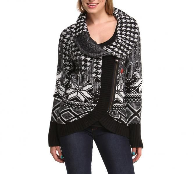 WOMEN JERSEY DESIGUAL SUSANA 48J2125 SWEAT LONG SLEEVE NEW COLLECTION 2015 in Clothing, Shoes & Accessories | eBay