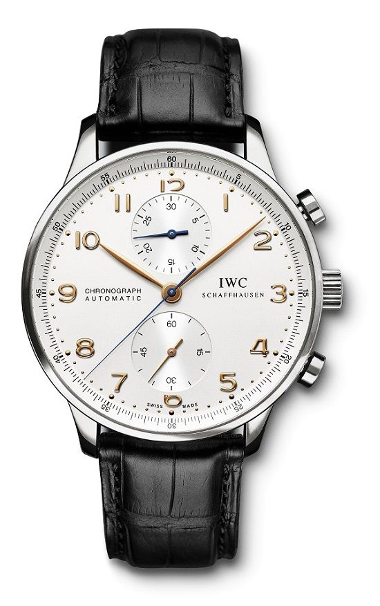 Kevin Spacey - Frank Underwood Watch IWC schaffhausen #watches #luxury