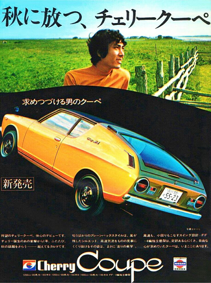 Nissan Cherry Coupe