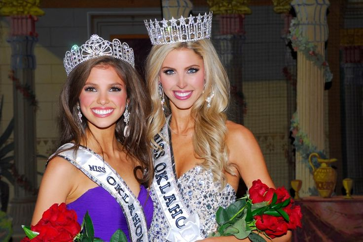 Makenzie Muse Crowned Miss Oklahoma USA 2013