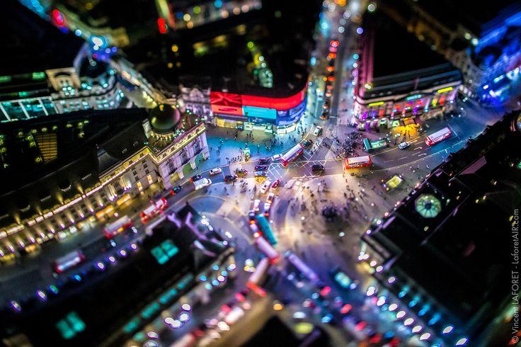 Incredible Aerial Photos Make London Look Like A Perfect Miniature City