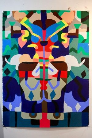Alexander Kori Girard | In The Make | Studio visits with West Coast artists