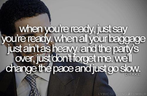 Drake and Rihanna... Take Care Lyrics