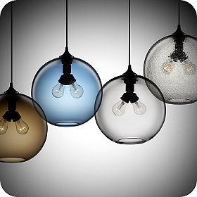 Binary Modern Pendant Light