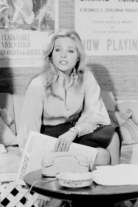 Priscilla Barnes in The Rockford Files (1974)