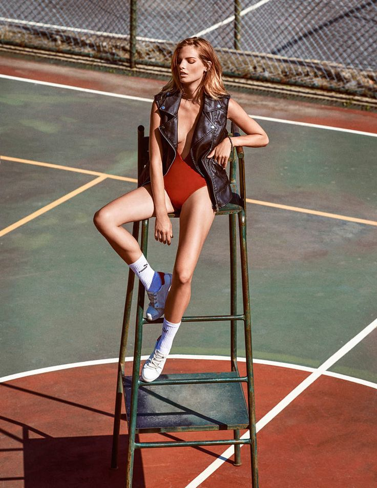 visual optimism; fashion editorials, shows, campaigns & more!: stefani sober by koray parlak for elle turkey august 2015