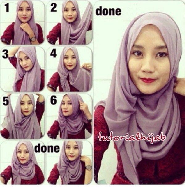 Shawl simply hijab