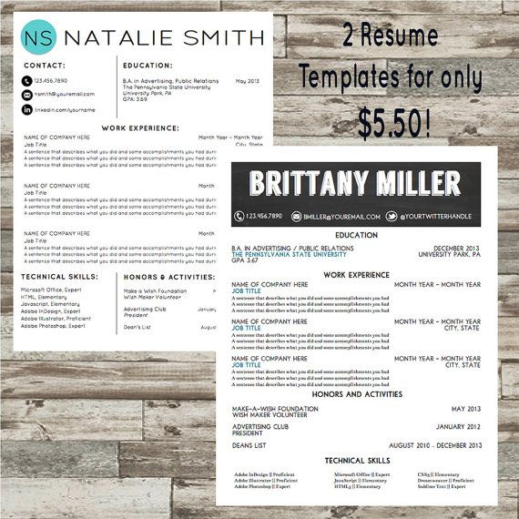 10 best images about Resume Templates on Pinterest Creative - original resume templates