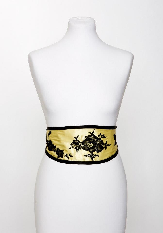 Accessoire by Clara Waldburg Couture