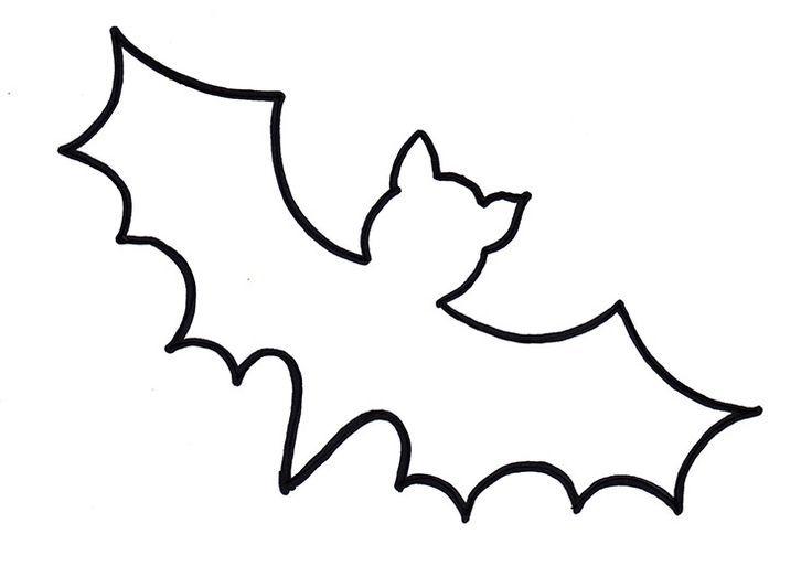 Fledermaus Halloween Basteln Vorlagen Halloween Vorlagen Ausdrucken Malvorlagen Halloween